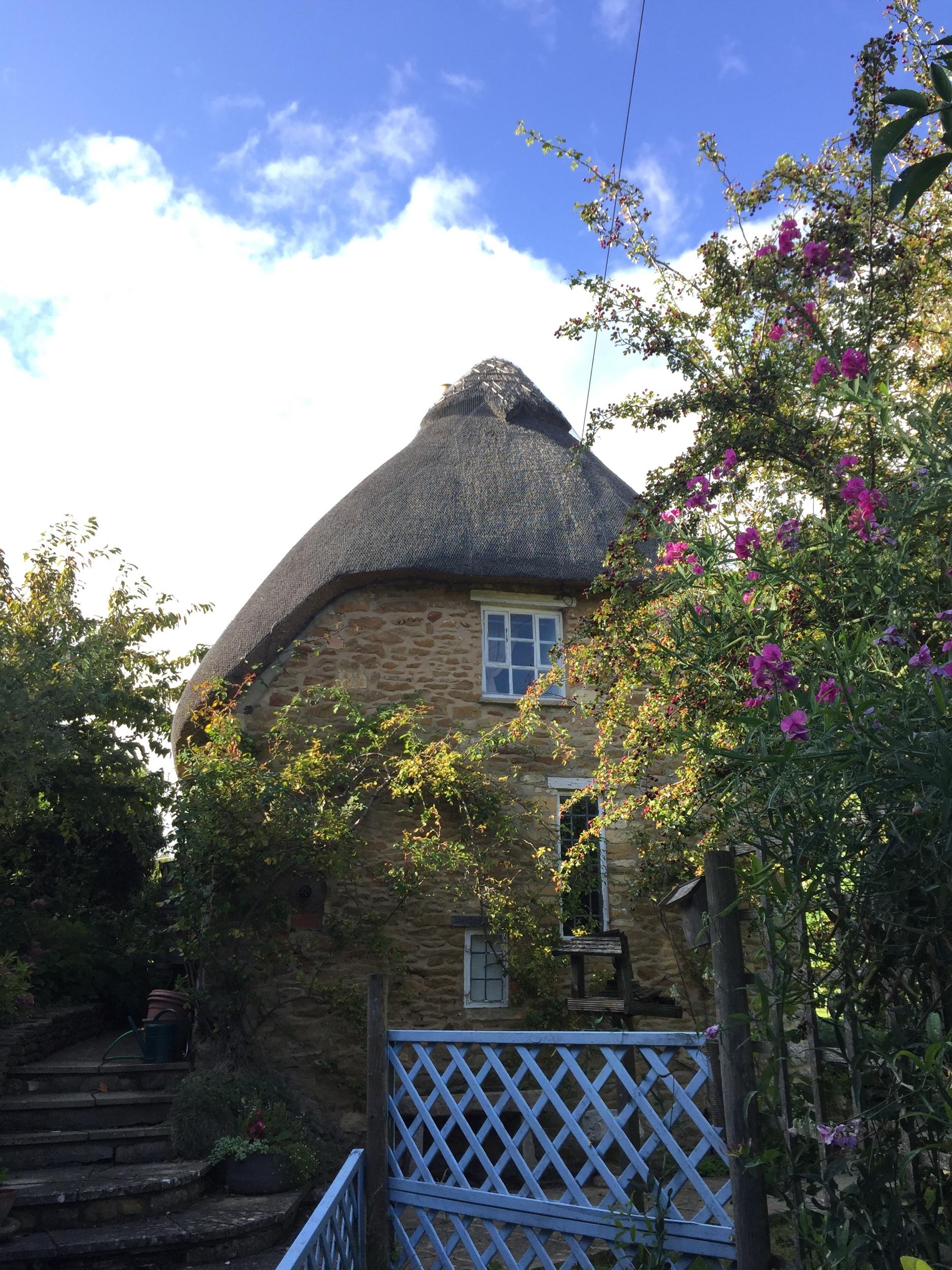 Un tipico cottage a Chipping Campden