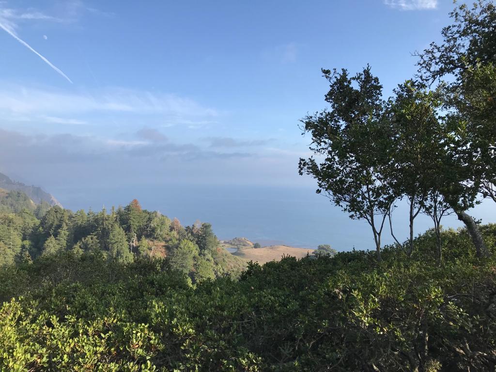 Panorama dal Nepenthe