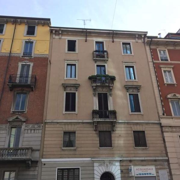 La casa di Umberto Boccioni in via Adige, a Milano