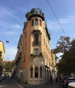 Il Flatiron Building di Milano