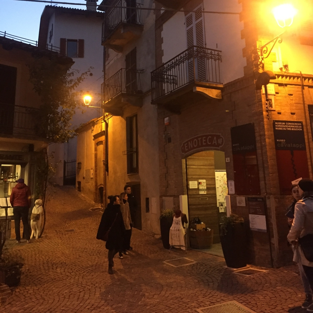 Barolo, centro storico
