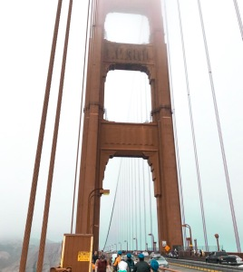 Sul Golden Gate Bridge