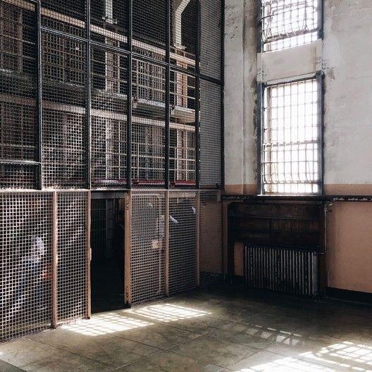 Alcatraz, la biblioteca