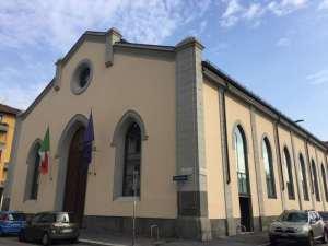 la cavallerizza di via Foldi, Milano
