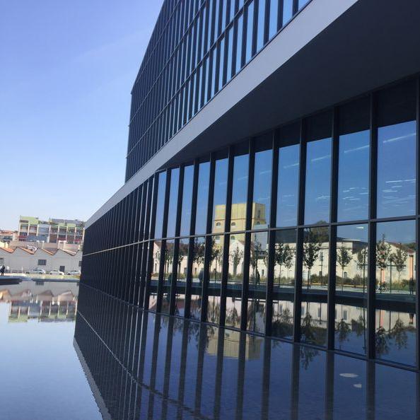 Il nuovo palazzo Fastweb in piazza Olivetti
