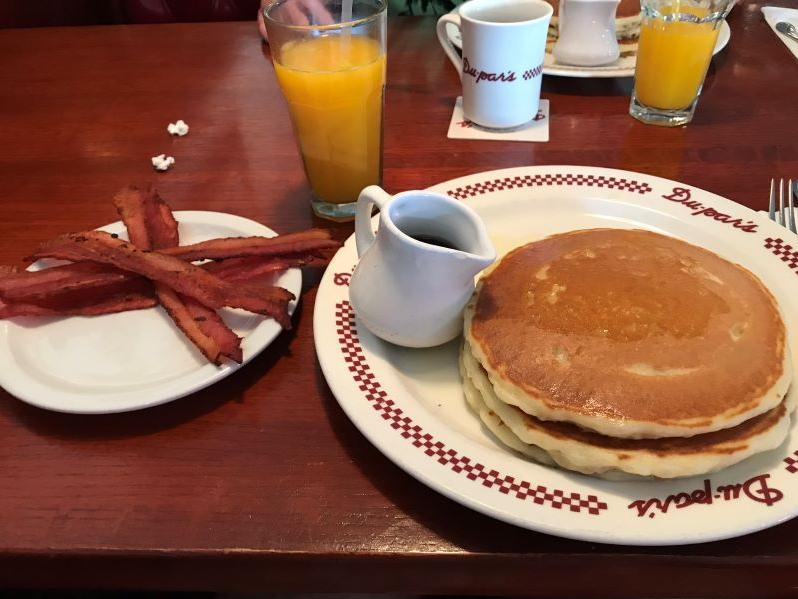 I pancake di Du-pair's