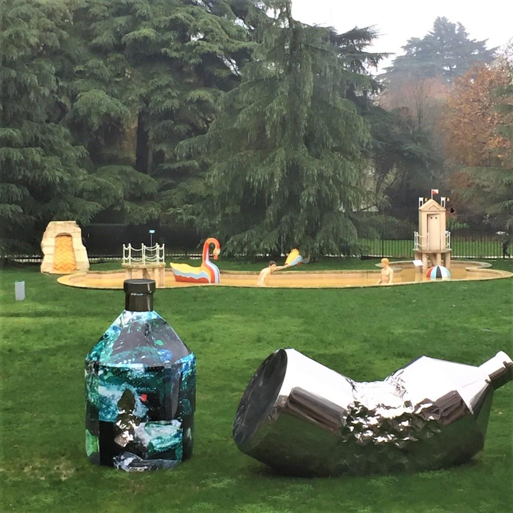 Il giardino della Triennale