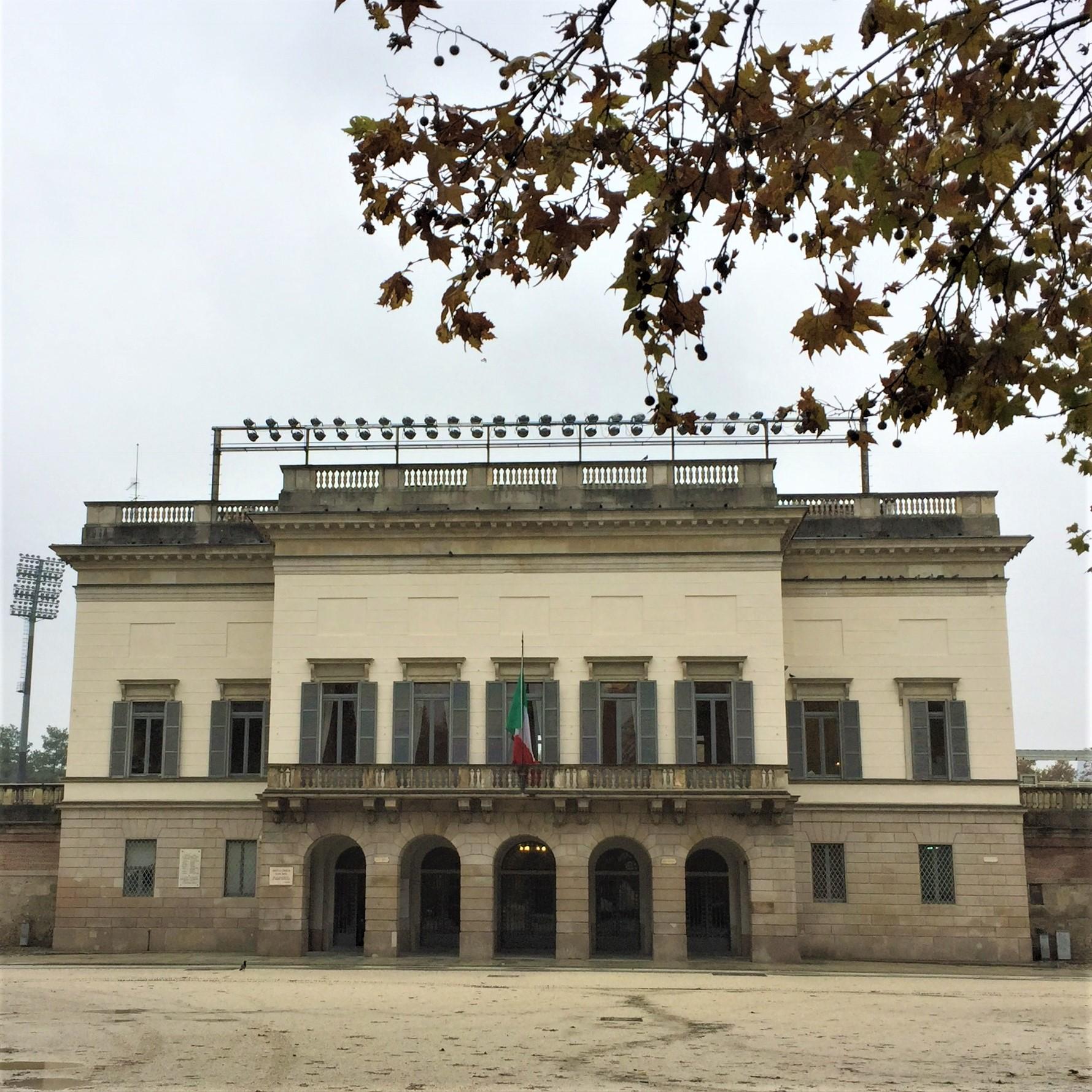 La palazzina Appiani