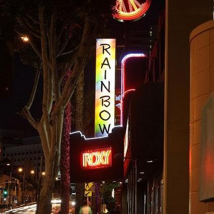 Rainbow club Los Angeles