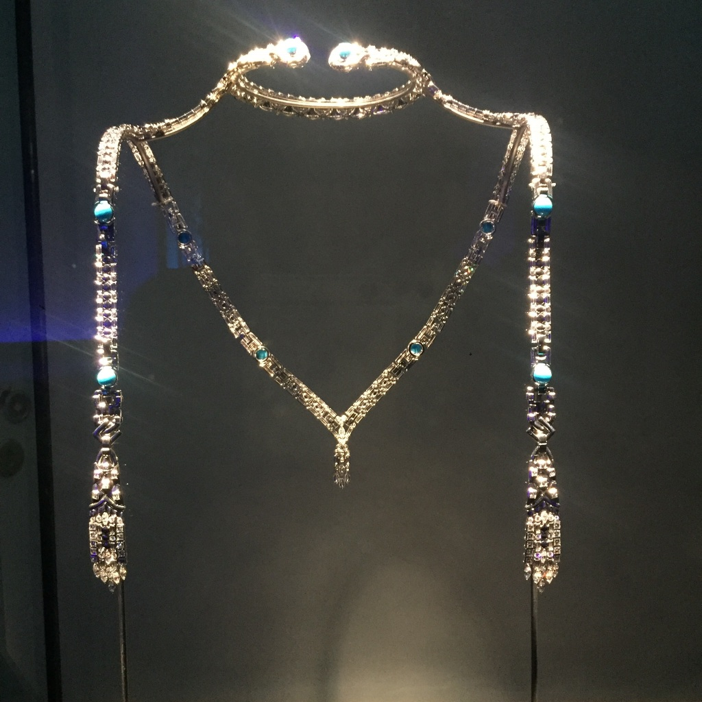 Collana in stile Art Deco di Van Cleef & Arples