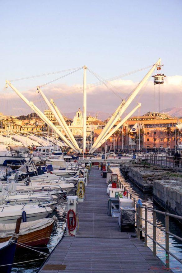 Porto di Genova, Bigo