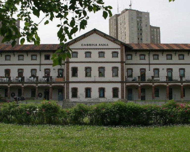 La Biblioteca rionale Cassina Anna a Bruzzano