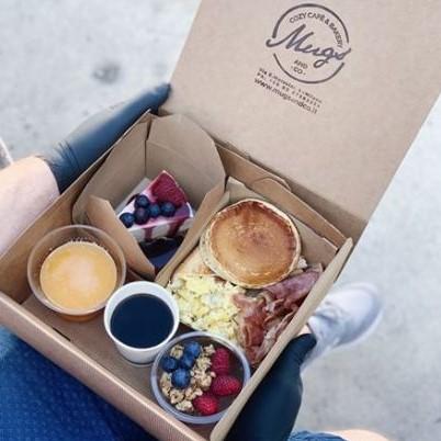 La brunch box di Mugs & Co.