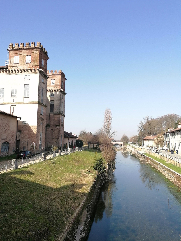 Palazzo Archinto a Robecco sul Naviglio
