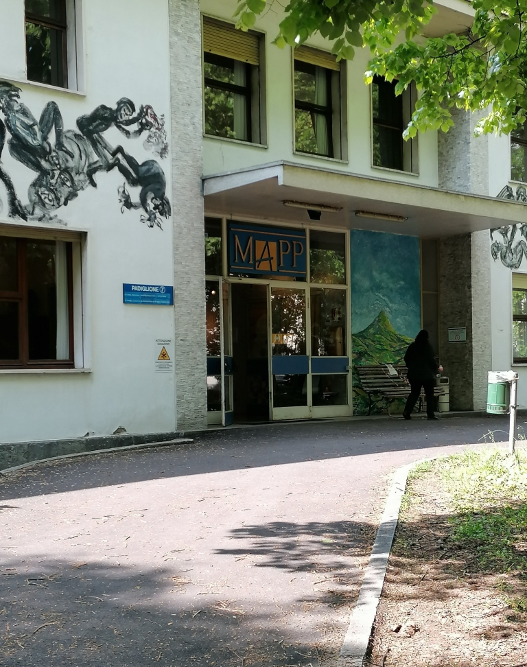 L'ingresso del mapp